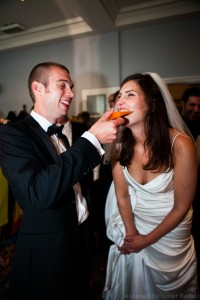 save on wedding food